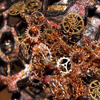 Saraden Designs | Irish Milliner | Handmade Fabric | London Hat Week | Industrial Revolution