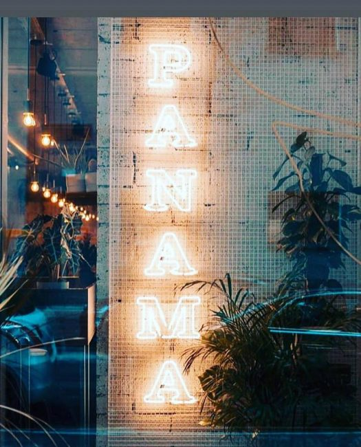 Panama Cafe Belfast - BFW Launch 31-01-2019
