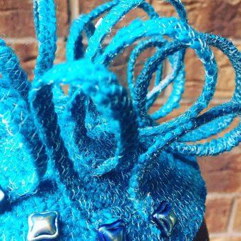Saraden Designs | Irish Milliner | Handmade Fabric | Mermaid | Millinery | Wedding | Occasion Wear