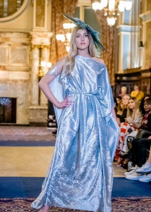 Leicester Fashion Week November 2020 | Designer Saraden Designs | Photographer PluggedDesigns