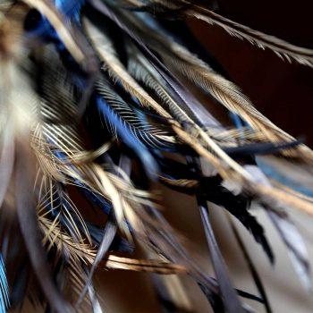 Saraden Designs | Irish Milliner | Handmade Fabric | Feathering | Photography | Millinery
