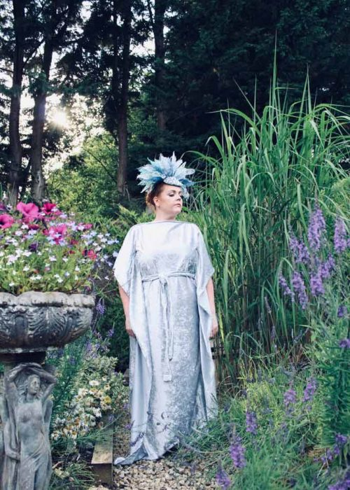 Irish Milliner Designer Saraden Designs and her Oceanic Nature Millinery Design Collection