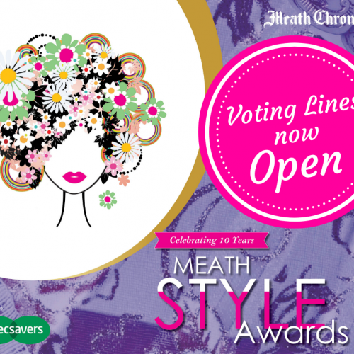 The meath style Awards Voting open Nominee