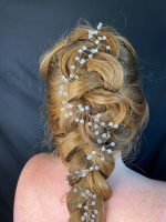 Online Store, Hair vines available from Saraden Designs, beautiful handmade hairpieces for any upcoming brides