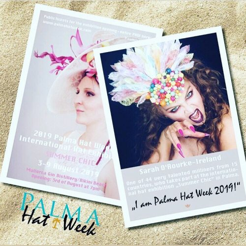 Palma Hat Week - Saraden Designs