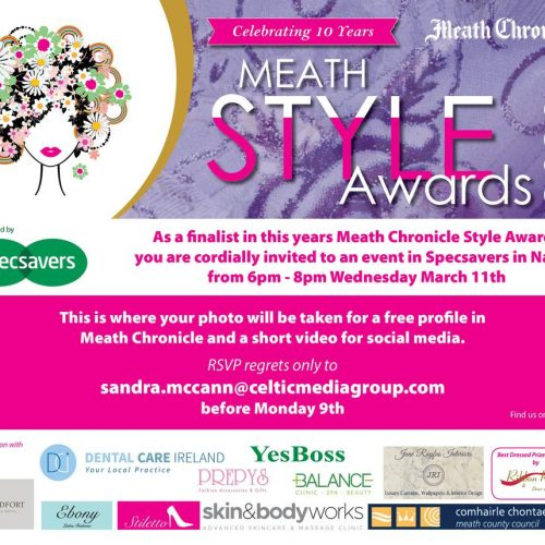 The Meath Style Awards 2020 - Finalist Best Accessories - Meath Style Awards Finalist Best Accessories