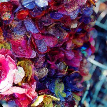 Saraden Designs | Irish Milliner | Handmade Fabric | Individual Flowers