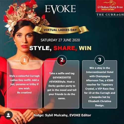 Evoke.ie Virtual Ladies Day 2020